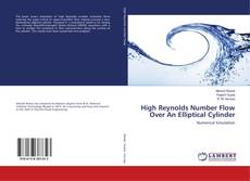 Bookcover of High Reynolds Number Flow Over An Elliptical Cylinder
