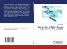 Capa do livro de Application of Spline Curves in Geometric Presentation
