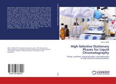 Portada del libro de High-Selective Stationary Phases for Liquid Chromatography
