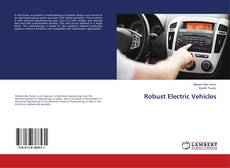 Bookcover of Robust Electric Vehicles