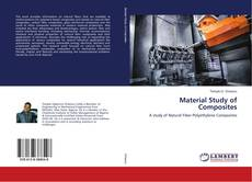Bookcover of Material Study of Composites