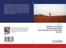 Bookcover of Etafeni: Providing community-built, community-run community centres