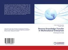 Borítókép a  Reverse Knowledge Transfer in Multinational Enterprises - hoz