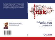 Copertina di Methodology on risk monitoring and management