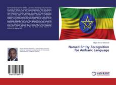 Обложка Named Entity Recognition for Amharic Language