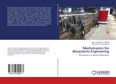 Capa do livro de Mechatronics for Biosystems Engineering