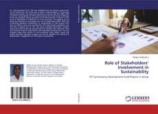 Обложка Role of Stakeholders' Involvement in Sustainability