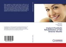 Bookcover of Implant-Prosthetic Rehabilitation of the Anterior Maxilla
