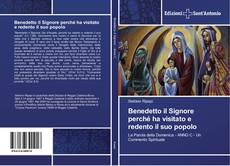 Copertina di Benedetto il Signore perché ha visitato e redento il suo popolo