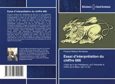 Bookcover of Essai d'interprétation du chiffre 666