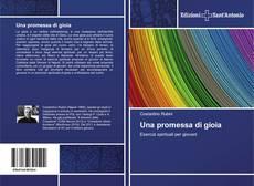 Bookcover of Una promessa di gioia