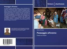 Capa do livro de Passaggio all'eremo