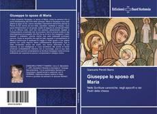 Copertina di Giuseppe lo sposo di Maria