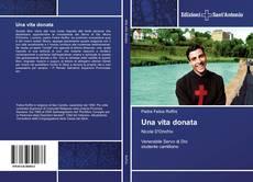 Capa do livro de Una vita donata