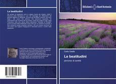 Capa do livro de Le beatitudini