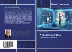 Capa do livro de A tu per tu con Chop