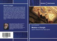 Copertina di Musica e Liturgia