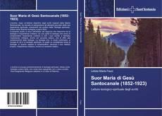 Capa do livro de Suor Maria di Gesù Santocanale (1852-1923)