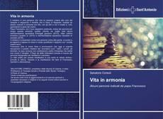 Capa do livro de Vita in armonia