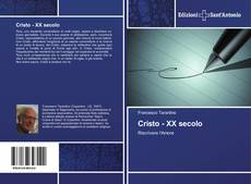 Bookcover of Cristo - XX secolo