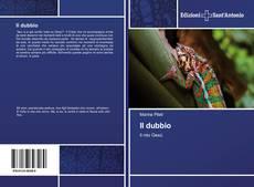 Bookcover of Il dubbio
