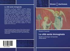 Buchcover von La città santa immaginata