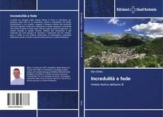 Bookcover of Incredulità e fede