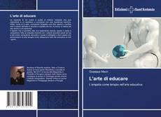 Copertina di L'arte di educare