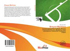 Capa do livro de Brayan Martinez