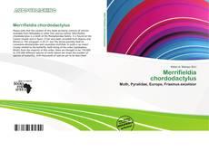 Bookcover of Merrifieldia chordodactylus