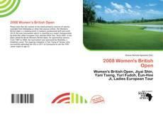 Portada del libro de 2008 Women's British Open