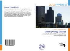 Couverture de Dibang Valley District