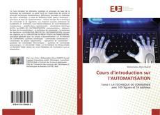 Cours d'introduction sur l'AUTOMATISATION kitap kapağı