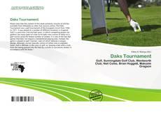 Bookcover of Daks Tournament