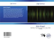 Mink (Singer)的封面