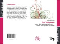 Bookcover of Fay Templeton