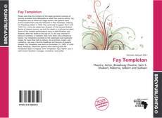 Обложка Fay Templeton