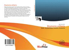 Bookcover of Drymonia velitaris