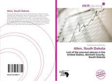 Bookcover of Allen, South Dakota