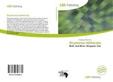 Bookcover of Drymonia obliterata