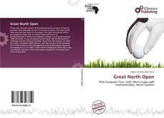 Copertina di Great North Open