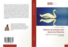 Bookcover of Théorie et pratique des droits de l'Homme