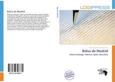 Couverture de Bolsa de Madrid