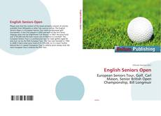 Bookcover of English Seniors Open