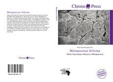 Bookcover of Metopoceras felicina
