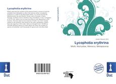 Bookcover of Lycophotia erythrina