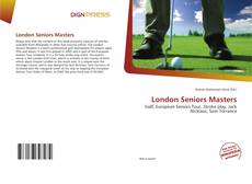 Bookcover of London Seniors Masters