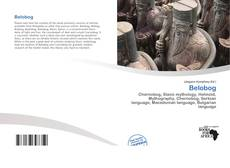 Bookcover of Belobog