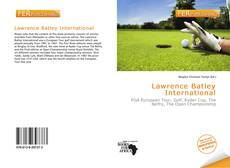 Portada del libro de Lawrence Batley International