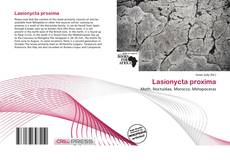 Bookcover of Lasionycta proxima